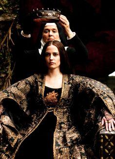 fuckyeahcostumedramas:  Eva Green in 'Camelot' (2011). x