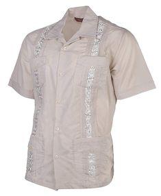 33c5cc62bf Zennyo Label Guayabera Short Sleeve Shirt