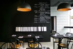 Kul Restaurant in Copenhagen I Remodelista