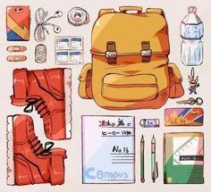 Izuku Deku Midoriya Starter pack Things Stuff Boku No Hero Academia My Hero Academia Memes, Hero Academia Characters, Buko No Hero Academia, My Hero Academia Manga, Fictional Characters, Deku Cosplay, Cosplay Armor, What In My Bag, Anime Meme