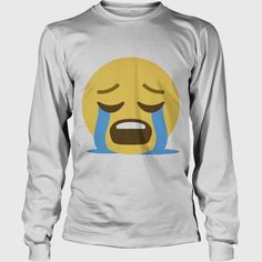 Crying Emoji T-Shirt (2), Order HERE ==> https://www.sunfrog.com/Funny/125781734-738220155.html?89699, Please tag & share with your friends who would love it, #renegadelife #jeepsafari #birthdaygifts