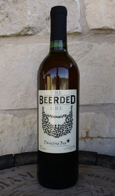 The Beerded One by @Dancing Bee Winery -- A hopped Metheglin Mead