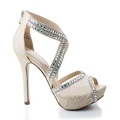 Gap18 Nude Lace Peep Toe Rhinestone Studded Strap Platform Stiletto Heels-7.5 Sully's http://www.amazon.com/dp/B00VSGI47Q/ref=cm_sw_r_pi_dp_KLlyvb11TGMMB