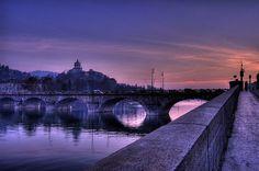 The Po, Torino, Italy