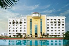 C V Raman Pillai Road | In the heart of Thiruvananthapuram, Vivanta by Taj - Trivandrum, Kerala is close to Trivandrum Secretariat and Thiruvananthapuram Zoo. This 5-star hotel is within close proximity of Napier Museum and Shri Padmanabhaswamy Temple. https://travospot.com/hotel-information/277415/vivanta-by-taj-trivandrum-kerala/