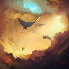 Endless Journey, por Rhads