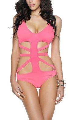 Love this Fashion Nova bathing suit