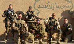 """První týden ruského """"vstupu do války v Sýrii"""""""