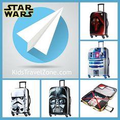 Order online now! Kids Luggage, Travel Style, Star Wars, Starwars, Star Wars Art