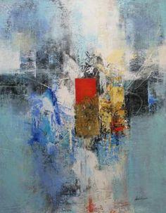 """Saatchi Art Artist Saulo Silveira; Painting, """"Afeição"""" #art"""