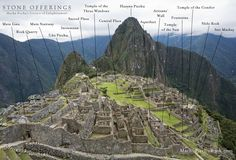 I plan to visit and Meditate there before the end of 2015.  Maybe even climb to Huayna Picchu, the highest point in this photo.