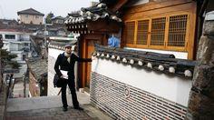 Conociendo el pueblo, tranquilidad y serenidad absoluta..#negocioenautomático #vidaencorea