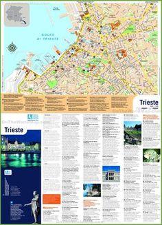 La Spezia hotel map Maps Pinterest Italy and City