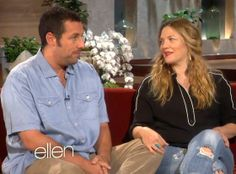 "Chatter Busy: Drew Barrymore Talks About Newborn Daughter Frankie On Ellen: ""I'm So Blessed!"" (VIDEOS)"