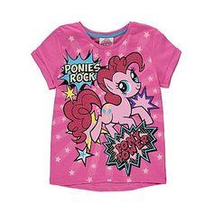 My Little Pony Rock T-shirt   Kids   George at ASDA