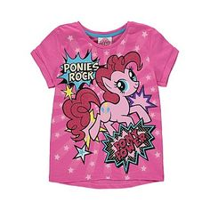 My Little Pony Rock T-shirt | Kids | George at ASDA