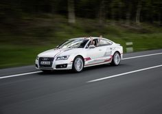 Audi setting up a subsidiary dedicated to self-driving car tech