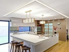 Hanging And Spotted Pendant Light Designs Become The Fabulous Style That  Surely Arouses The Magnificent Kitchen