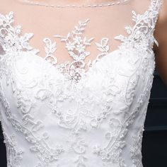 Up.  Sky / Sang Fei sexy lace halter word shoulder fishtail bridal dress Korean small tail