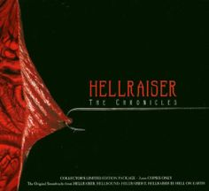 Hellraiser - Christopher Young composer.