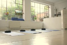 Yoga Studio in Islington, London