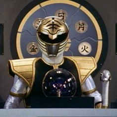 White Ranger Tommy inside the Tigerzord's cockpit. Power Rangers 1995, Original Power Rangers, Power Rangers In Space, Go Go Power Rangers, Rangers Top, Dino Rangers, Vr Troopers, Tommy Oliver, Power Rengers