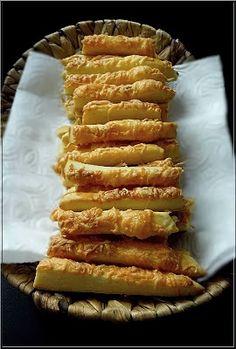 Limara péksége: Sós stangli (ecetes)