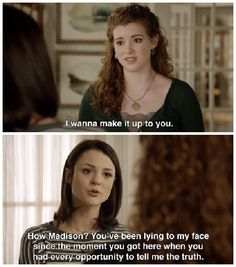 """#FindingCarter 2x12 """"I'm Not the Only One"""" - Madison and Carter"""