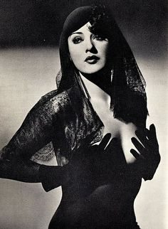 Gypsy Rose Lee (lost art: show it, with out letting it all hang out! cmd)