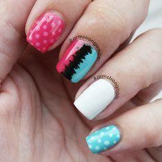 Instagram photo by armstrongamber #nail #nails #nailart