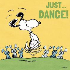 JUST...DANCE!