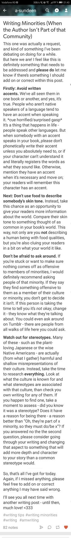 I disagree with the food part though. Sometimes it can be cringy but it can be done well and no big deal.