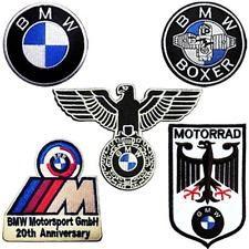 5 BMW MOTORRAD K100 F800 R1100 1150 1200 GS GSA MOTORCYCLES JACKET LOT PATCH
