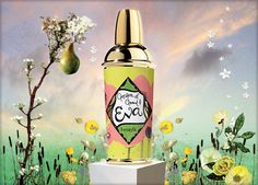 Benefit Cosmetics - garden of good and Eva #benefitgals Forever in my memory