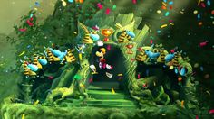 Rayman Legends for Wii U, PS3, Xbox 360, and Vita - read the review at http://second-generation.com/?p=80