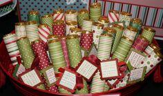 christmas candy crafts | Stuck on Stampin': Craft Bazaar Round-Up 2011