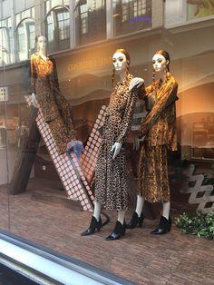 "ZARA, Amsterdam, The Netherlands, ""Listen Vera... I've never met a leopard print I didn't like"", photo/uploaded by Ton van der Veer"