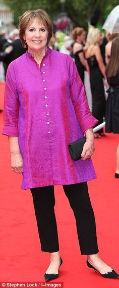 BAFTA Downton Abbey Tribute 2015 | Penelope Wilton (Isobel Crawley)