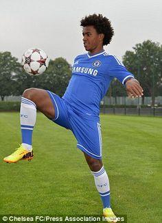 Willian has joined Chelsea FC