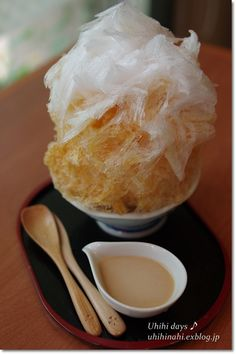 Japanese shaved ice: photo by uhihihihi