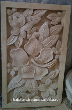 Relief Wall Carving with Raya Design- image-stone inscriptions -maraf Product: 172561811- arabic.alibaba.com Clay Wall Art, Mural Wall Art, Mural Painting, Clay Art Projects, Clay Crafts, Diy Furniture Appliques, Aluminum Foil Art, Pottery Painting Designs, Plaster Art
