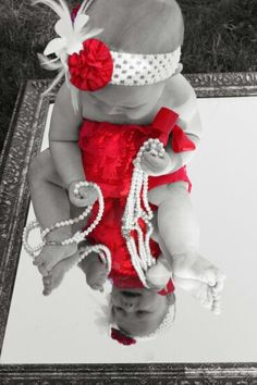Great setting for baby pictures!