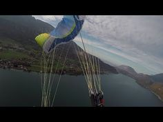 Premieres Vrilles Image, Lake Annecy