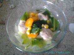 Sop Sayur Campur-Campur Penggugah Selera Makan Anak ( II )