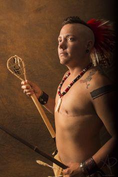 Photo Credit Justin Hancock of Aiden Warrior FTM two-spirit transgender advocate. Native American Models, Celtic Crafts, Two Spirit, Transgender Mtf, Trans Man, Genderqueer, Ftm, People Of The World, Light Skin