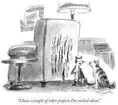 Readers' Favorite Cartoons - The New Yorker