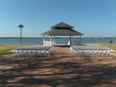 If you're looking for a perfect place for a wedding, Veterans Memorial Park is that place. Memorial Park, Veterans Memorial, Honor Veterans, Garden Gazebo, Hedges, Tampa Bay, Perfect Place, Pond, Paths