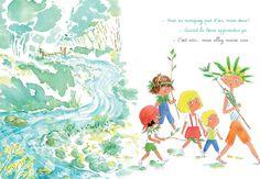 La Reine des Truites, Sandrine Bonini & Alice Bohl, Grasset-Jeunesse
