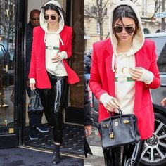 paris, fashion, week, looks, moda, influencers, blogueiras, kendall jenner