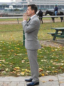 MTV superstar, skateboarding celeb and dedicated horse owner Rob Dyrdek.